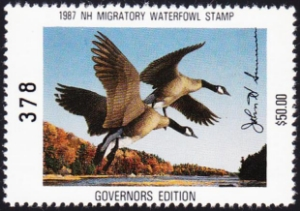 Scan of 1987 New Hampshire Governors Edition