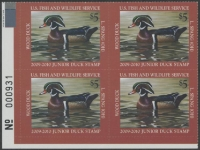 Scan of JDS17 2009 Duck Stamp